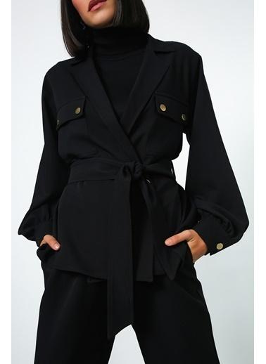 Gusto Ceket Siyah